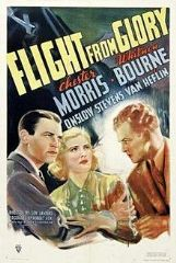 Flight from Glory 1937 DVD - Chester Morris / Whitney Bourne